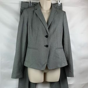 Ann Taylor Factory Brown Two-piece Pant suit